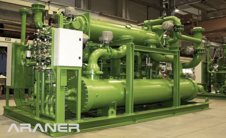 Industrial Efficiency systems and machines