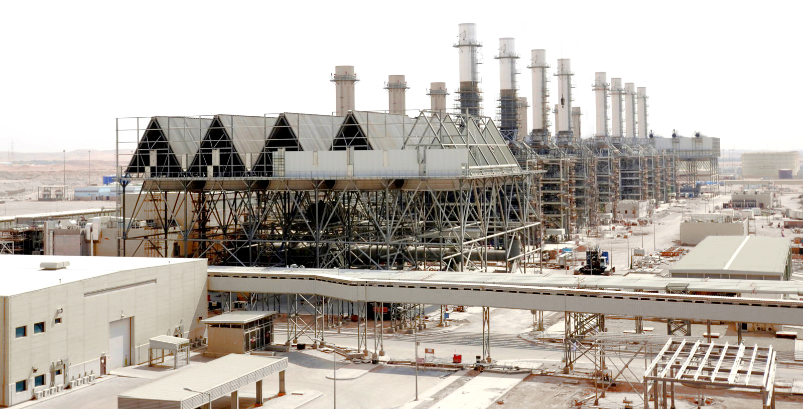 ARANER project at a power plant